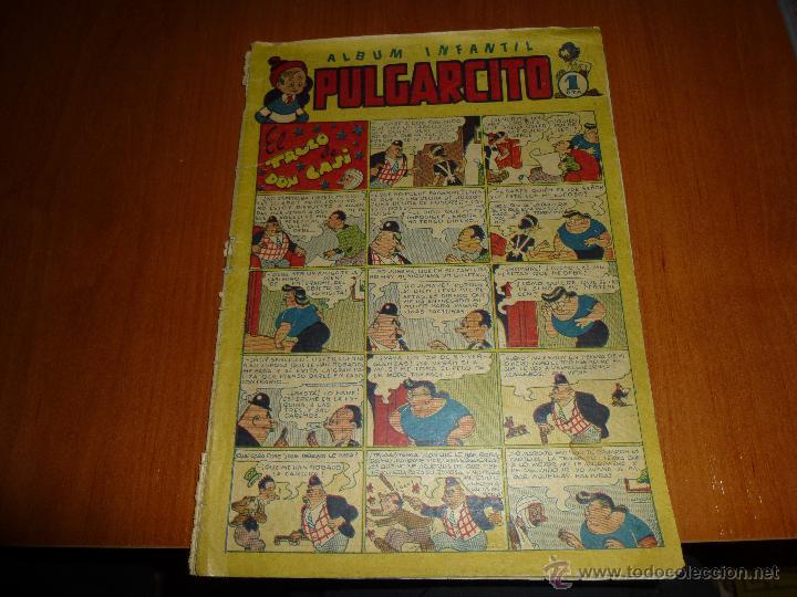 ALBUM INFANTIL PULGARCITO Nº 24 DE LA 5ª EPOCA (Tebeos y Comics - Bruguera - Pulgarcito)