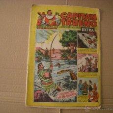 Tebeos: EL CAPITÁN TRUENO EXTRA Nº 26, EDITORIAL BRUGUERA. Lote 49593125