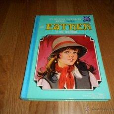Tebeos: ESTHER Y SU MUNDO Nº 8 MUY DIFICIL!! BRUGUERA 1983 1ª EDICION JOYAS LITERARIAS SERIE AZUL BUEN ESTAD. Lote 49667435