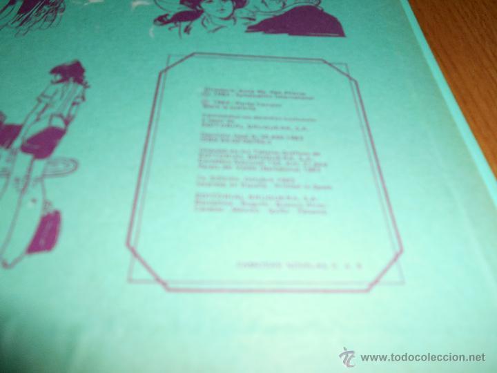Tebeos: ESTHER Y SU MUNDO Nº 8 MUY DIFICIL!! BRUGUERA 1983 1ª EDICION JOYAS LITERARIAS SERIE AZUL BUEN ESTAD - Foto 7 - 49667435