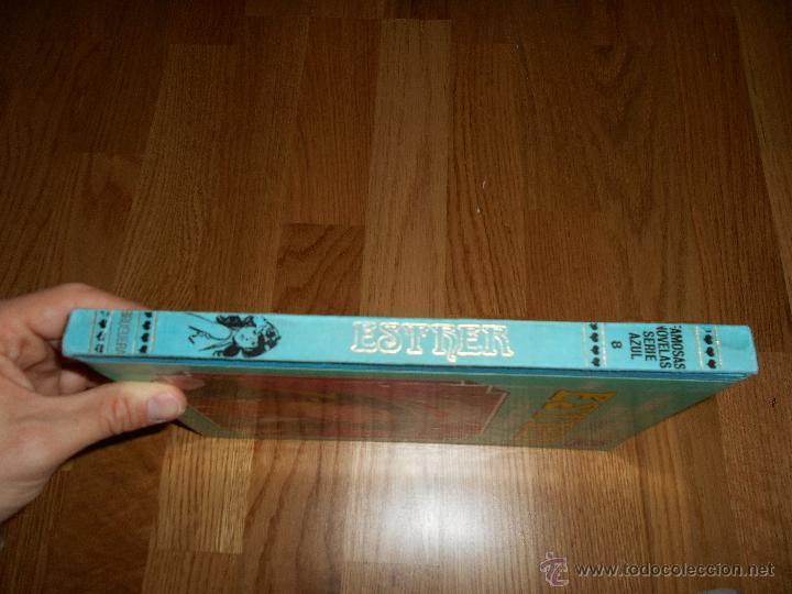 Tebeos: ESTHER Y SU MUNDO Nº 8 MUY DIFICIL!! BRUGUERA 1983 1ª EDICION JOYAS LITERARIAS SERIE AZUL BUEN ESTAD - Foto 9 - 49667435