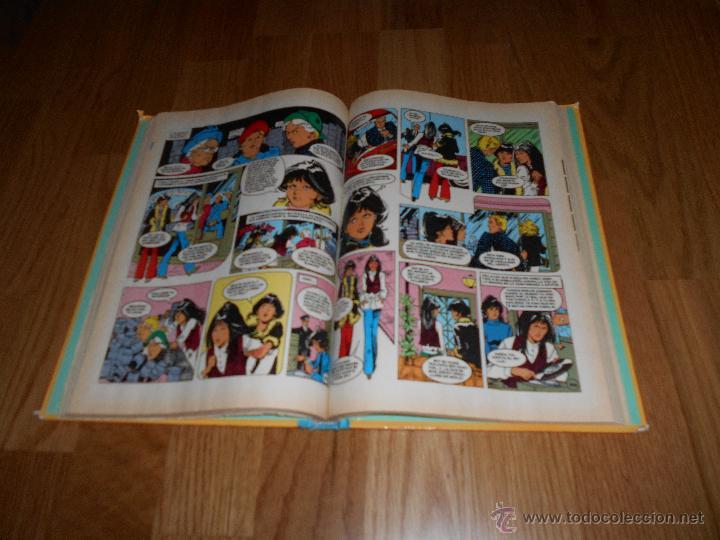 Tebeos: FAMOSAS NOVELAS - SERIE AZUL - ESTHER Y SU MUNDO - Nº 4 - ED. BRUGUERA - 2ª EDICIÓN - 1982 - Foto 6 - 49668282
