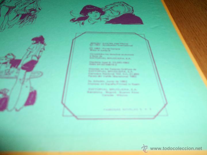 Tebeos: FAMOSAS NOVELAS - SERIE AZUL - ESTHER Y SU MUNDO - Nº 4 - ED. BRUGUERA - 2ª EDICIÓN - 1982 - Foto 7 - 49668282