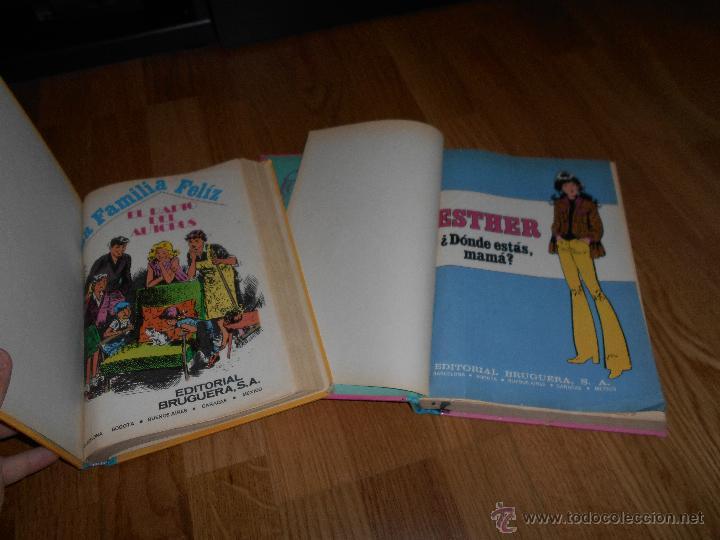 Tebeos: ESTHER Y SU MUNDO Nº 3 SERIE AZUL 1ª EDICION 1979 EDITORIAL BRUGUERA REGALO ESTHER Nº 6 1983 2ª ED - Foto 2 - 49668633