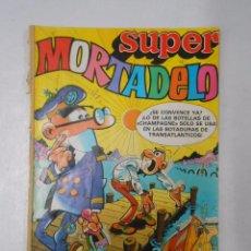 Tebeos: SUPER MORTADELO Nº 121. REVISTA JUVENIL. BRUGUERA. TDKC8. Lote 49689881