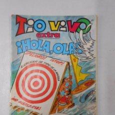 Tebeos: TIO VIVO. EXTRA. ¡HOLA, OLA! 1982. 2ª EPOCA. TDKC8. Lote 49690231