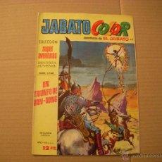 Tebeos: JABATO COLOR Nº 69, COLECCIÓN SUPER AVENTURAS. Lote 49705244