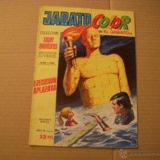 Tebeos: JABATO COLOR Nº 48, COLECCIÓN SUPER AVENTURAS. Lote 49705261
