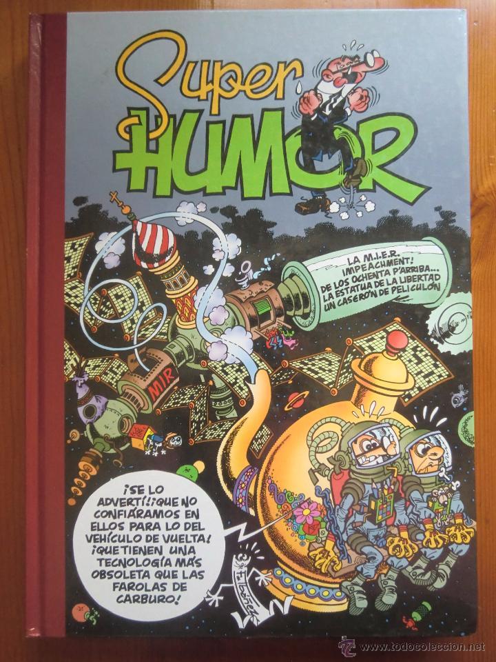 TEBEO SUPER HUMOR VOLUMEN 32 (2006) BRUGUERA, EDICIONES B. MORTADELO Y FILEMÓN, 13 RUE DEL PERCEBE (Tebeos y Comics - Bruguera - Super Humor)