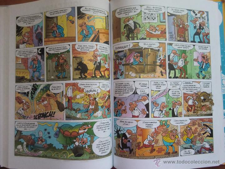 Tebeos: Tebeo SUPER HUMOR Volumen 32 (2006) Bruguera, Ediciones B. Mortadelo y Filemón, 13 Rue del Percebe - Foto 4 - 49736871
