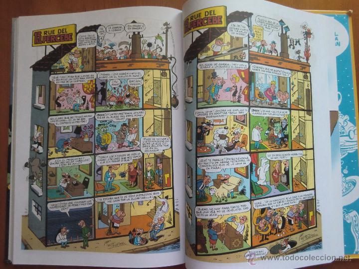 Tebeos: Tebeo SUPER HUMOR Volumen 32 (2006) Bruguera, Ediciones B. Mortadelo y Filemón, 13 Rue del Percebe - Foto 5 - 49736871