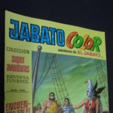 Tebeos: JABATO COLOR. Nº 114. EDITORIAL BRUGUERA.. Lote 49777376