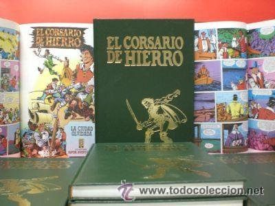 CORSARIO DE HIERRO - ED. HISTÓRICA - TOMOS 2 Y 4 - ED. BRUCH - PRECIO POR TOMO (Tebeos y Comics - Bruguera - Corsario de Hierro)