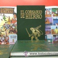 Tebeos: CORSARIO DE HIERRO - ED. HISTÓRICA - TOMOS 2 - 4 - 6 - ED. BRUCH - PRECIO POR TOMO. Lote 58517711