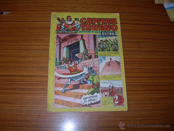 EL CAPITAN TRUENO EXTRA Nº 28 DE EDITORIAL BRUGUERA (Tebeos y Comics - Bruguera - Capitán Trueno)