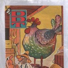 Tebeos: TEBEO EL DDT. Nº 614. REVISTA PARA LOS JOVENES. AÑO XIII. FEBRERO 1963. Lote 49991188