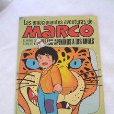 Tebeos: MARCO Nº 31 EL JAGUAR EDITORIAL BRUGUERA AÑO 1977. Lote 50122314