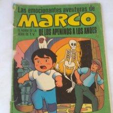 Tebeos: MARCO DE LOS APENINOS A LOS ANDES Nº 17. Lote 50122797