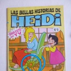 Tebeos: LAS BELLAS HISTORIAS DE HEIDI Nº 8 EDICIONES B 1987. Lote 50131725