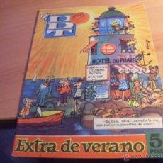 Tebeos: DDT EXTRA VERANO 1962 (BRUGUERA ORIGINAL) (COIB116). Lote 50150495