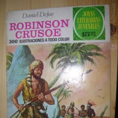 Tebeos: JOYAS LITERARIAS ROBINSON CRUSOE Nº53. Lote 50155356