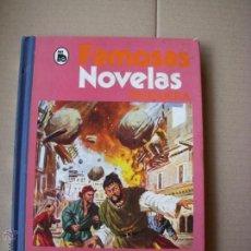 Tebeos: FAMOSAS NOVELAS, VOLUMEN XIII, EDITORIAL BRUGUERA. Lote 50166006