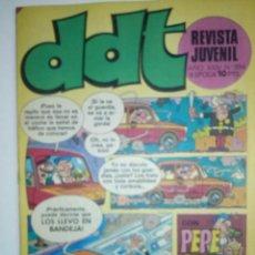 Tebeos: DDT-III ÉPOCA- Nº 394 -1975-LUCKY LUKE-TONTAINEZ-DON SALICILATO- MICHEL VAILLANT-BUENO-DIFÍCIL-3432. Lote 213698902