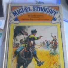 Tebeos: MIGUEL STROGOFF -. Lote 50185051