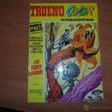 Tebeos: TRUENO COLOR EXTRA 1 ª EPOCA Nº 53 EDITORIAL BRUGUERA 1973 . Lote 50202007