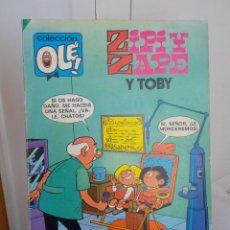 Tebeos: COLECCION OLE ZIPI Y ZAPE AÑOS 70. Lote 50204413