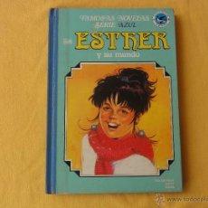 Tebeos: ESTHER. TOMO 9. 1ª EDICIÓN 1984. C-1. Lote 50209230