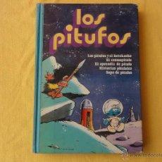 Tebeos: LOS PITUFOS. TOMO 2. 1ª EDICIÓN 1981. C-1. Lote 50209316
