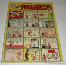 Tebeos: PULGARCITO. Nº 131. CUADERNOS HUMORISTICOS. CUCUFATO PI PELUQUERO. Lote 50251218