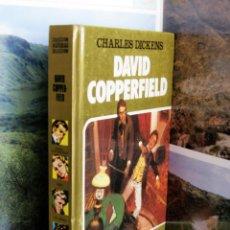 Tebeos: COLECCION HISTORIAS SELECCION Nº11 DAVID COPPERFIELD 10ªEDICION 1985 CHARLES DICKENS. Lote 50269449