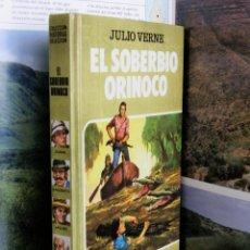 Tebeos: COLECCION HISTORIAS SELECCION Nº18 EL SOBERBIO ORINOCO 2ªEDICION 1985. Lote 50269534