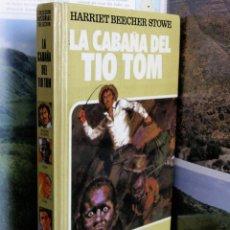 Tebeos: COLECCION HISTORIAS SELECCION Nº2 LA CABAÑA DEL TIO TOM 14ªEDICION 1985 HARRIET BEECHER STOWE. Lote 50269580