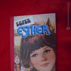 Tebeos: SUPER ESTHER 7 - PURITA CAMPOS - CARTONE. Lote 50286599