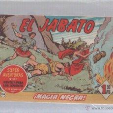 Tebeos: EL JABATO. Nº 216. MAGIA NEGRA. Lote 50302540