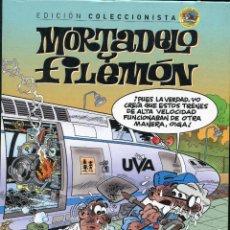 Tebeos: MORTADELO Y FILEMON EDICION COLECCIONISTA EL ESTRELLATO-- EL U.V.A. --PROHIBIDO FUMAR. Lote 50321346