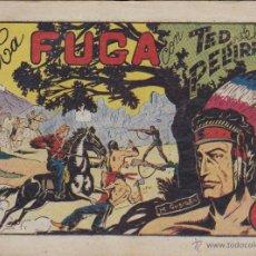 Tebeos: COMIC COLECCION TED EL PELIRROJO LA FUGA . Lote 50351106