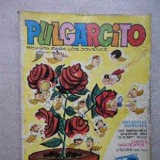 Tebeos: PULGARCITO EXTRA PRIMAVERA 1965 BRUGUERA SHERIFF KING, ALEX Y BOB. Lote 50379802