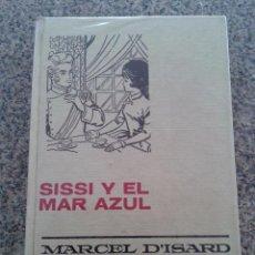 Tebeos: SISSI Y EL MAR AZUL -- SERIE SISSI -- Nº 15 -- 1ª EDICION 1968 -- BRUGUERA --. Lote 50412792
