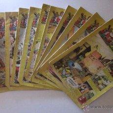 Tebeos: 12 COMICS: CAPITAN TRUENO EXTRA. Lote 50414002