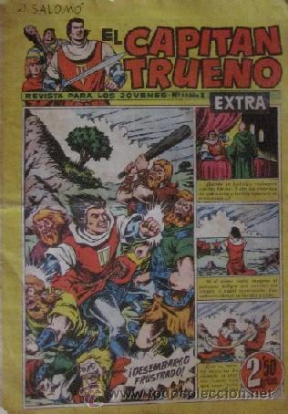 Tebeos: 12 COMICS: CAPITAN TRUENO EXTRA - Foto 8 - 50414002