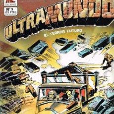Tebeos: ULTRAMUNDO,EL TERROR FUTURO ,3.EDICIONES MC. DIBUJOS JOSE ORTIZ.. Lote 50424958