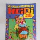 Tebeos: LAS BELLAS HISTORIAS DE HEIDI EXTRA MENSUAL Nº 2. TDKC9. Lote 125146646