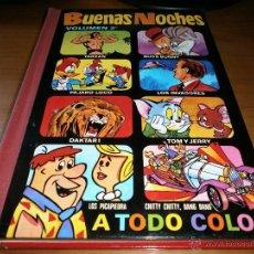 Tebeos: BUENAS NOCHES - VOLUMEN 2º - EDITORIAL BRUGUERA - 1971.. Lote 50436409