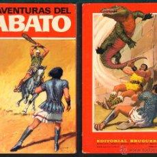 Tebeos: TEBEOS-COMICS CANDY - ALBUM ROJO JABATO 7 - BRUGUERA 1970 - DIFICIL **BB99. Lote 50451486