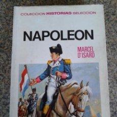 BDs: NAPOLEON - SERIE HISTORIA Y BIOGRAFIA - Nº 11 -- 1ª EDICION 1967 -- BRUGUERA --. Lote 50460696