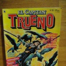 Tebeos: EL CAPITAN TRUENO , Nº 12 - BRUGUERA. Lote 50466675